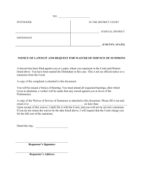 Legal Pleading Templates  Civil Complaint Template
